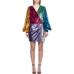 Attico Sequined Dress found on MODAPINS from italist.com us for USD $1115.81