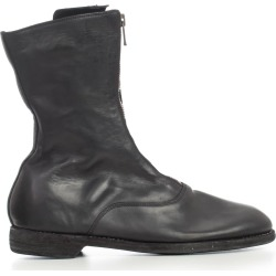 Guidi Front Zip Army Boots Sole Leather found on MODAPINS from Italist for USD $1559.76