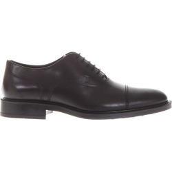 Tods Black Classic Laced Up Shoes In Leather found on Bargain Bro UK from Italist