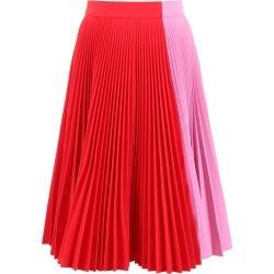 Calvin Klein Bicolor Pleated Skirt found on Bargain Bro UK from Italist