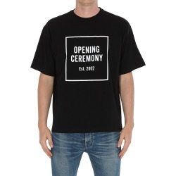 Opening Ceremony Logo T-shirt found on MODAPINS from Italist for USD $124.38