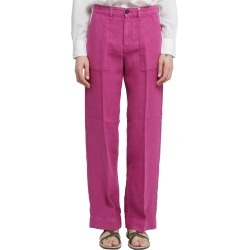 Massimo Alba Magenta Sarago Trousers found on MODAPINS from italist.com us for USD $275.26
