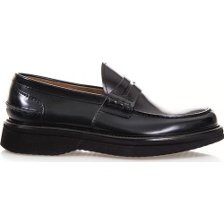 Green George Polished Leather Loafers found on Bargain Bro UK from Italist