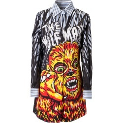 Moschino The Wolf Man Printed Shirt found on Bargain Bro UK from Italist