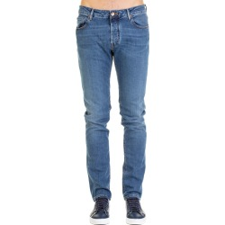 Entre Amis Cotton Blend Trousers found on MODAPINS from Italist for USD $128.54
