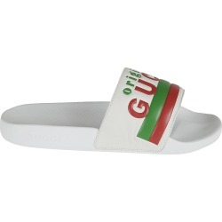 Gucci Classic Logo Sliders found on MODAPINS from Italist for USD $241.30