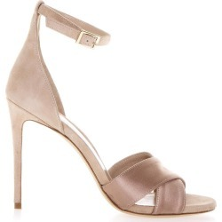 Aldo Castagna Powder Kira Sandals In Leather found on MODAPINS from Italist for USD $286.12