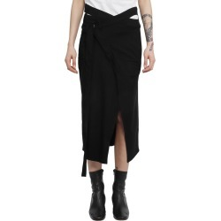 Ottolinger Black Trix Skirt found on MODAPINS from Italist for USD $307.41