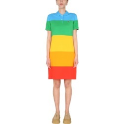 Lacoste Rainbow Polo Dress found on Bargain Bro UK from Italist