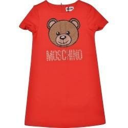 Moschino Bear Print Dress