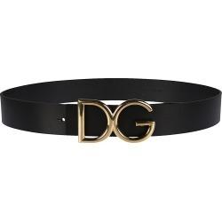 Dolce & Gabbana Logo Belt found on Bargain Bro UK from Italist
