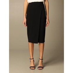 Emporio Armani Skirt Emporio Armani Cady Skirt found on Bargain Bro India from italist.com us for $459.11