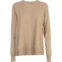 Nuur Round Neck Open Sides 100% Merino Wool Sweater found on MODAPINS from Italist for USD $265.69