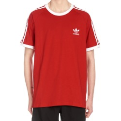 Adidas Originals T-shirt three Stripes found on MODAPINS from Italist for USD $57.13