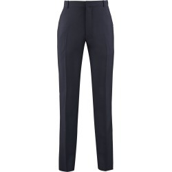 Alexander McQueen Wool-mohair Blend Trousers found on Bargain Bro UK from Italist