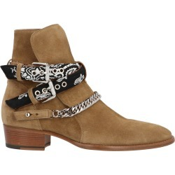 Amiri bandana Buckle Shoes found on Bargain Bro India from italist.com us for $1216.95