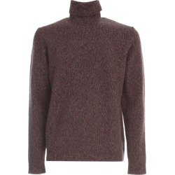 Nuur Cashmere Sweater L/s Turtle Neck Mouline found on MODAPINS from Italist for USD $552.40