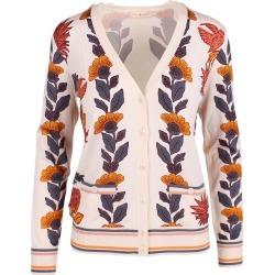 Tory Burch madeline Cotton Cardigan found on Bargain Bro UK from Italist