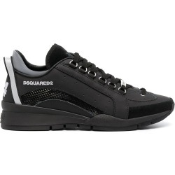 Dsquared2 Black Calf Leather Sneakers found on Bargain Bro UK from Italist