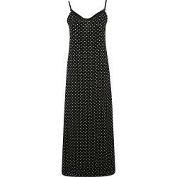 Moschino Long-length Dotted Print Dress