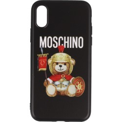 Moschino Roman Teddy Xs/s Iphone Cover found on Bargain Bro UK from Italist