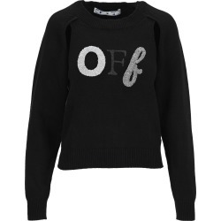 Off White Black Logo Sweater found on Bargain Bro India from italist.com us for $566.57