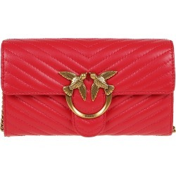 Pinko Love Wallet V Quilt Cl Sheep found on Bargain Bro UK from Italist