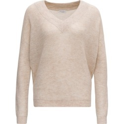 Brunello Cucinelli Mohair And Lurex Sweater found on Bargain Bro UK from Italist