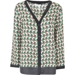 Max Mara All-over Printed Cardigan found on Bargain Bro UK from Italist