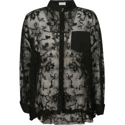 Brunello Cucinelli Lace Embroidered Shirt found on Bargain Bro UK from Italist