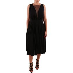 N.21 Viscose Pleated Dress found on Bargain Bro India from italist.com us for $383.87