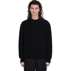 Laneus Knitwear In Black Wool found on MODAPINS from italist.com us for USD $430.45