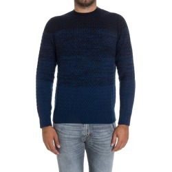 Drumohr Round Neck Wool And Cashmere found on Bargain Bro India from Italist Inc. AU/ASIA-PACIFIC for $132.89