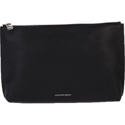 Alexander McQueen Black Pouch found on Bargain Bro India from italist.com us for $572.90