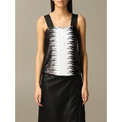 Armani Exchange Top Armani Exchange Top In Two-tone Sequins found on MODAPINS from Italist for USD $234.74