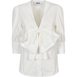MSGM Bow Detail Blouse found on Bargain Bro UK from Italist