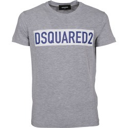 Dsquared2 Logo Patch Print Classic T-shirt found on Bargain Bro India from italist.com us for $191.23