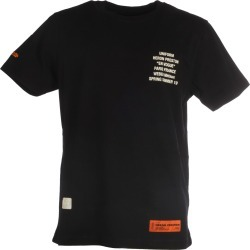 Heron Preston Slogan Print T-shirt found on Bargain Bro India from Italist Inc. AU/ASIA-PACIFIC for $245.15