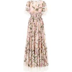 Dolce & Gabbana Lily Print Dress found on Bargain Bro UK from Italist