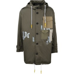 Palm Angels Military Parka found on Bargain Bro UK from Italist