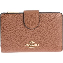 Coach Leather Continental Wallet found on Bargain Bro India from italist.com us for $151.47