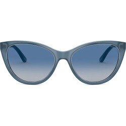 Ralph Lauren Ralph Lauren Rl8186 Pearl Light Blue Sunglasses found on Bargain Bro UK from Italist