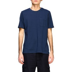 Eleventy T-shirt Eleventy Basic Short-sleeved T-shirt With Pocket found on MODAPINS from Italist for USD $153.42