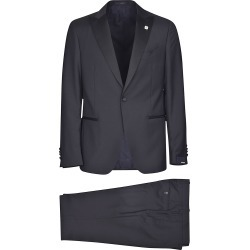 Lardini Classic Single-buttoned Suit found on MODAPINS from Italist for USD $1148.88