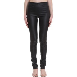DROMe Pants In Black Leather found on Bargain Bro UK from Italist