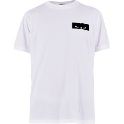 Marcelo Burlon Patched T-shirt found on Bargain Bro Philippines from Italist Inc. AU/ASIA-PACIFIC for $242.27