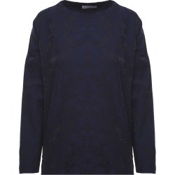 Alberto Biani Jaquard Wool-blend Top found on MODAPINS from Italist for USD $193.64
