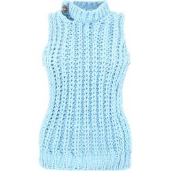 Calvin Klein Sleeveless Knit Top found on Bargain Bro UK from Italist