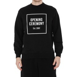 Opening Ceremony Box Lgoo Sweatshirt found on MODAPINS from Italist for USD $163.85