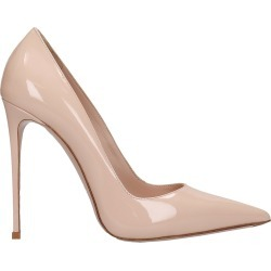 Le Silla Eva 120 Pumps In Powder Patent Leather found on MODAPINS from italist.com us for USD $564.03